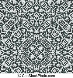 cinzento, seamless, papel parede