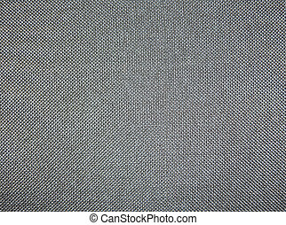 cinzento, tecido, textura, fundo
