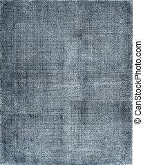 cinzento, tela, padrão, fundo