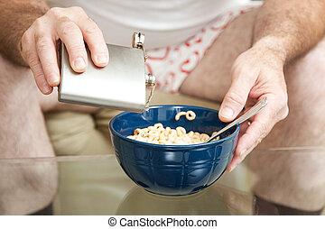 cioncare, cereale