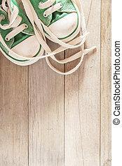 cipő, gyermek