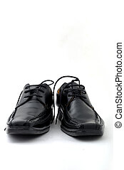 cipők, ember