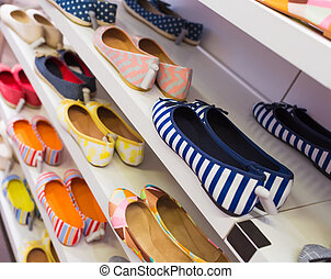 cipők, háttér