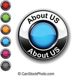 circa, button., ci