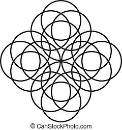 Circle game x4