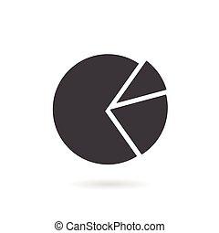 circle graph icon