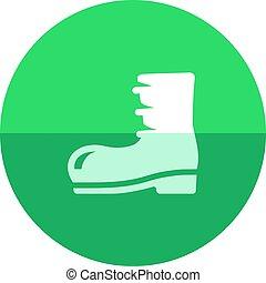 Circle icon - Boot