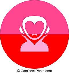 Circle icon - Dracula