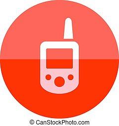 Circle icon - GPS