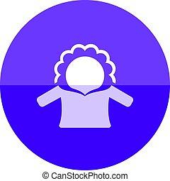 Circle icon - Jacket