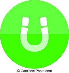 Circle icon - Magnet