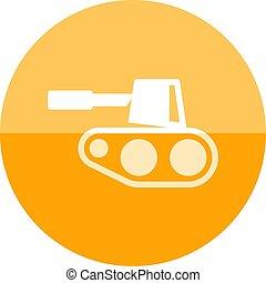 Circle icon - Tank