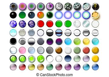 Circle illusration 09