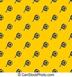 Circle saw pattern