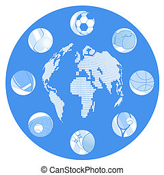 Circle sport