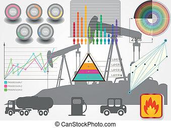 circles and technology sulphur colour