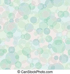 circles., astratto, vettore, geometrico, fondo