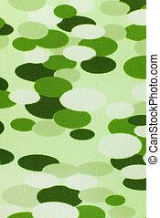 circles fabric texture