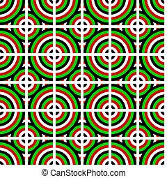 circles., seamless