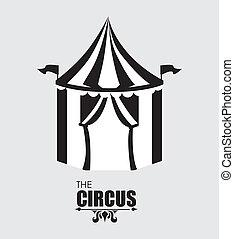 circo, disegno