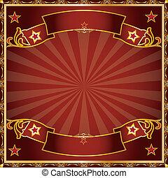 circo, saudação