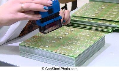 circuit board quality check