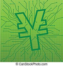 circuit board yen