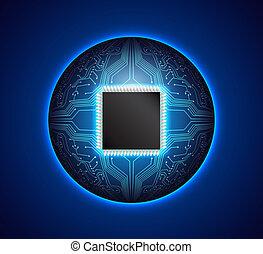 circuit plank, achtergrond