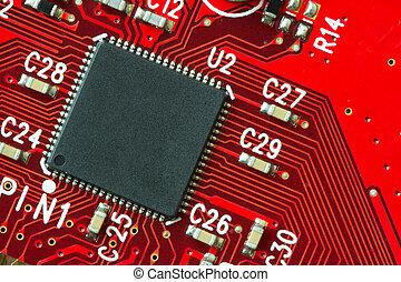 circuit plank