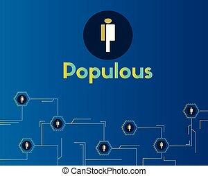 circuito, blockchain, cryptocurrency, plano de fondo, ...