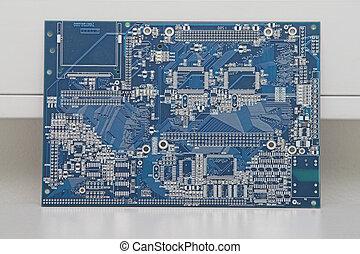 circuito integrado, -, agai