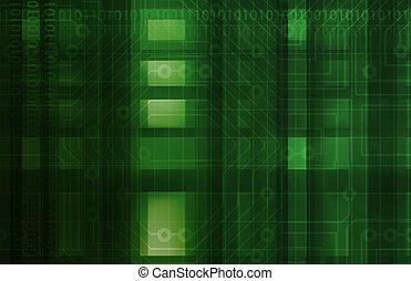 Circuitry Board