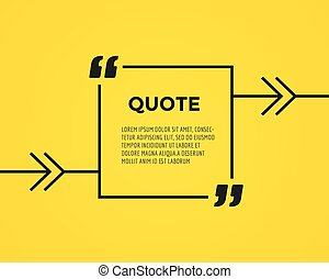 Circuitry quote text bubble. Resostor, chain, note or message, warning and warning, lable, voltage. Vector stock element for design.
