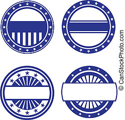 Circular pattern for currency