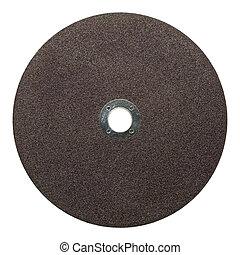 Abrasive disk - Circular saw blade. Abrasive disk for metal...