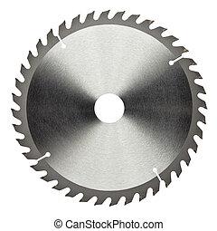 Circular saw blade for wood work