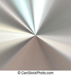Circular Stainless Steel - Circular brushed aluminum metal ...