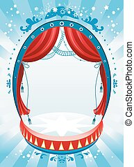 circus, achtergrond