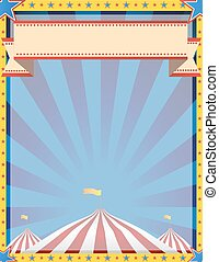 Circus Background Vertical