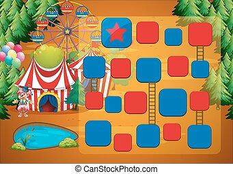 Circus game