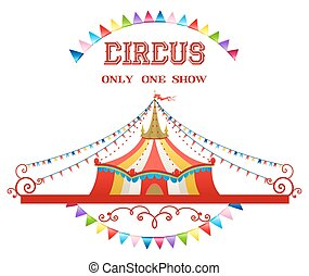 Circus illustration