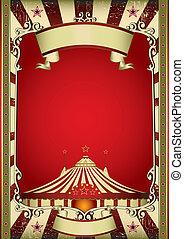 circus, oud
