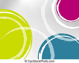 cirkel, baggrund
