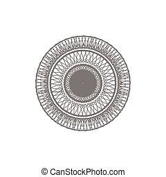 cirkel, kunst