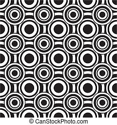 cirkel mønster