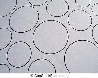 cirkels, close-up