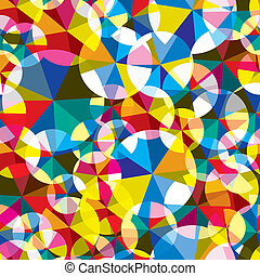 cirklarna, pattern., seamless