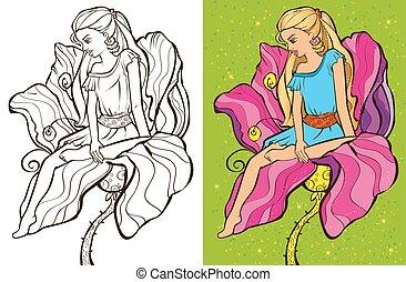cirl, λουλούδι , κάθομαι , άκεφος αγία γραφή