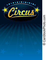 cirque, conception