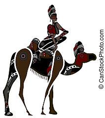 cirque, ethnique
